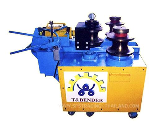 เครื่องดัดท่อโค้ง เหล็ก สแตนเลส TJ Bender 2007