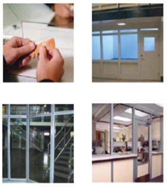 โพลีคาร์บอเนต แผ่นตันใส(Makrolon Hygard.) ความใส่ดุจกระจก คงทน อายุการใช้งานที่ยาวนาน